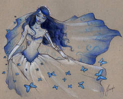 Corpse Bride by Frasefo