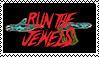 Run The Jewels Stamp by Vinyosium