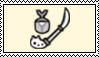 Insect Glaive Stamp by Vinyosium