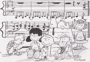 You're a Good Man, Charlie Brown! by FantasyMusicWarrior