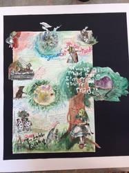 Alice in Wonderland by FantasyMusicWarrior
