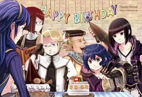 Happy Birthday Morgan! by carlmary