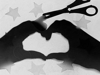 Pinhole Crafting Love by rainismysunshine