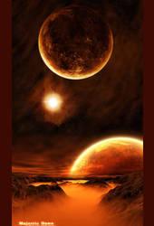 Majestic Dawn - Collab by Eclipse-CJ3