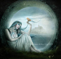 Mavi ruya by intano