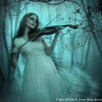 Melody Of Solitude by intano