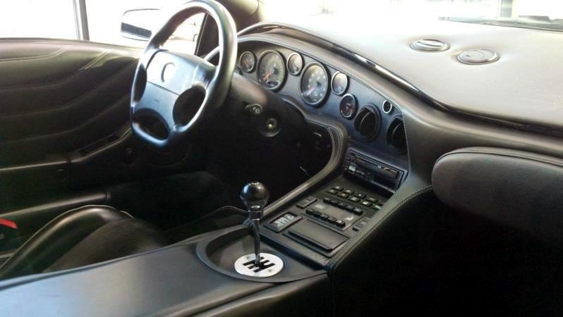 Lamborghini Diablo Interior By Allhailz On Deviantart