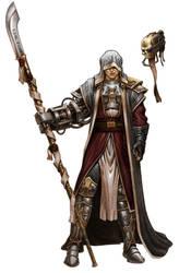 Inquisitor Velayne Ramaeus by albe75