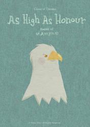 GOT - house of arryn by haleyhss
