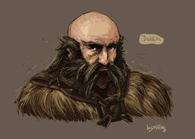 Dwalin by haleyhss