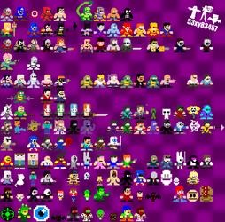 Mega Pixkill Day Special by 53xy83457