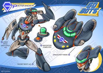 Gobots Animated Pathfinder by PWThomas