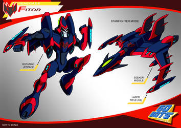 Gobots Animated Fitor by PWThomas