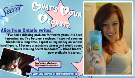 Deodorant Ad by composera