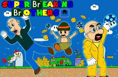 Breaking Bros. by composera