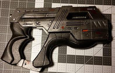Mass Effect Carnifex by Novastar18