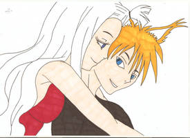 Fairy Tail - Mira's fox by Tyrannuss555