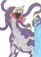 Destiny - Riven the last Ahamkara by Tyrannuss555