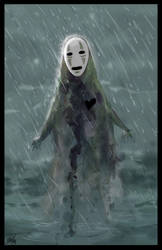 No Face by Revenant-Wings