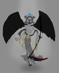 Angel Of Death by Creator1234
