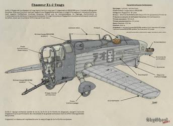 ERLKING Ki-2 Tengu (Fr) by PCFayard
