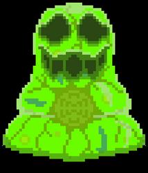 Dungeon Crawl - Slime by mrgilder