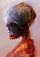 Digital skull by pmMickey