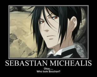 Sebastian Michealis Motivator by Da-Drawing-Cat-601
