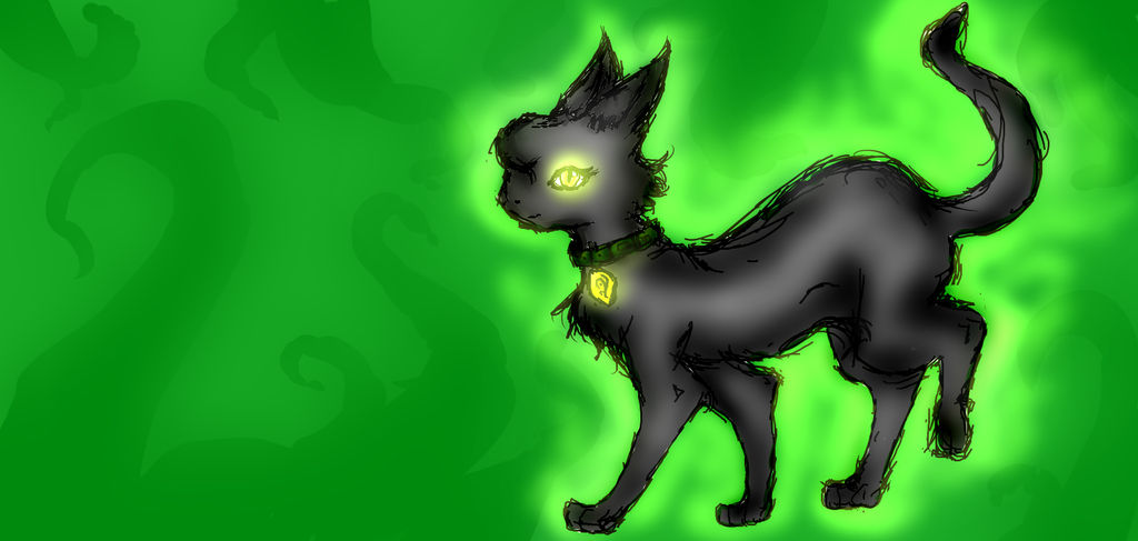 Lady the Cat by Da-Drawing-Cat-601