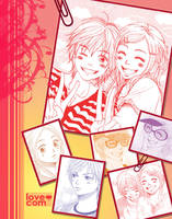 LoveCom Memories by takada-san04