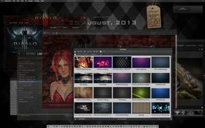 Dark KDE by sgaap