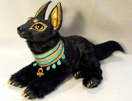 Anubis Doll by SPoppet