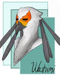 Washimi by LemonyKleonella