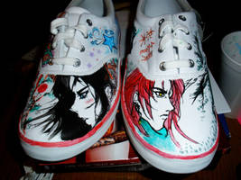 Tokyo Shoes by xCupcakesx