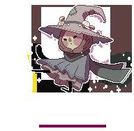 :Pagedoll: Witchling! by Reddemonspy