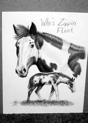 Whos Zippin Fleet: Commission by Elvandia