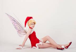 Christmas Pixie by Tink-Ichigo