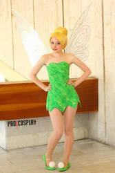 Tinker Bell by Tink-Ichigo