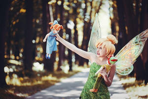 Tinkerbell - Wendy's Hater by Tink-Ichigo