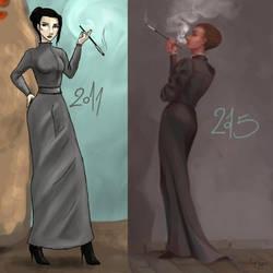 Draw it again! - Adora Belle by AlyaW