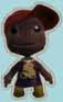 its me as a sackboy by sack-dude