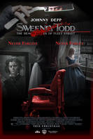 Sweeney Todd Poster submission by hotrats51