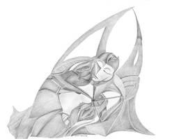 Armor Slumber by hotrats51