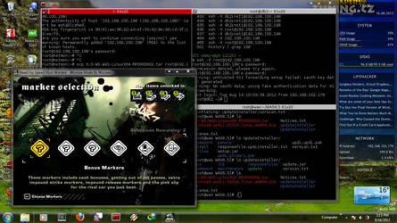 Terminator on Windows 7 :D by abz89