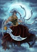 Master of Blades by ipranawake