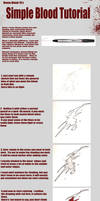 Pen Blood Tutorial by Raven-Blood-13