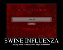 Swine Flu by unassimilated