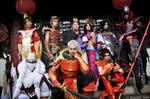 Dynasty Warriors by Risuchia