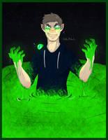 Toxic by DayByDayArtwork