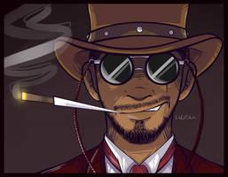 Django by DayByDayArtwork